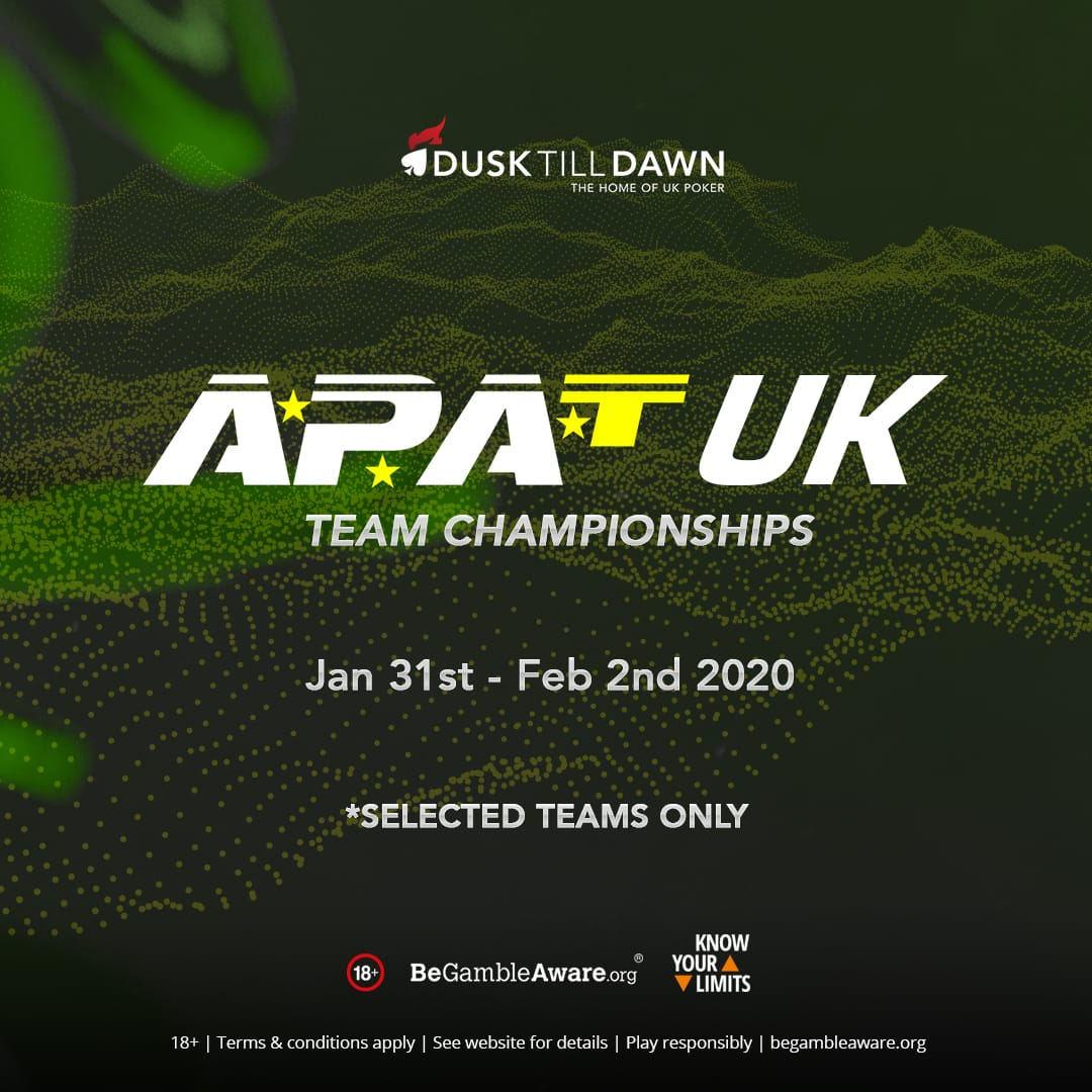 Further Details Announced For UK Team Event