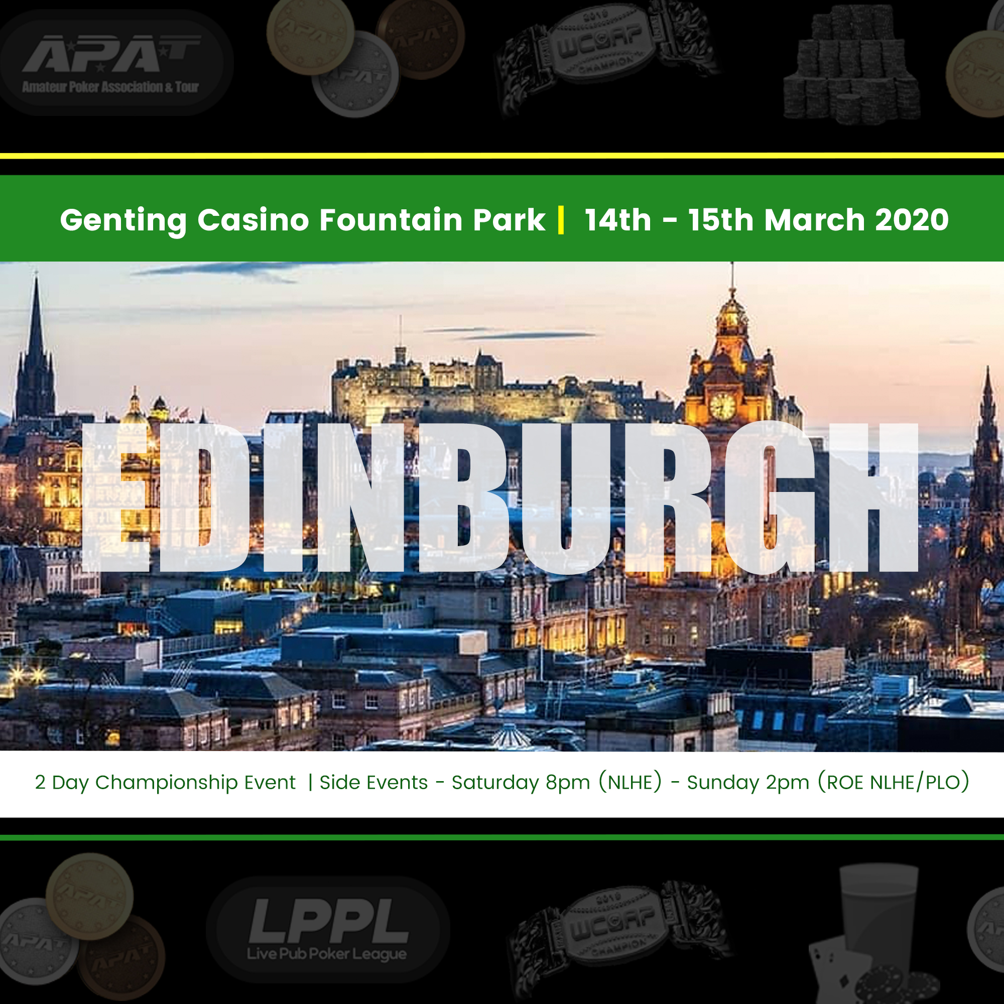 APAT Heading Back To Edinburgh in 2020