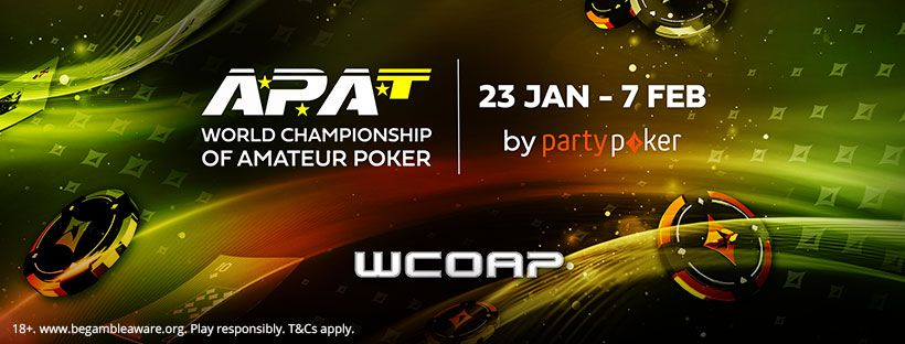 Tenno Tonts Takes Down WCOAP Super High Roller Event